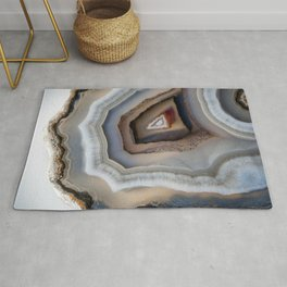 Laced agate 1730 Rug