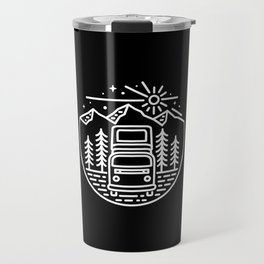 Go Outside Travel Mug