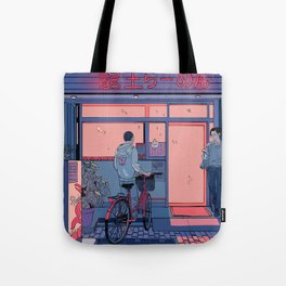 Getting Ramen Tote Bag
