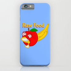Raw Foods Food Fight Slim Case iPhone 6s