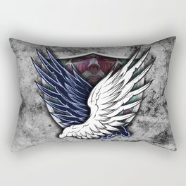 Wings of Freedom Rectangular Pillow