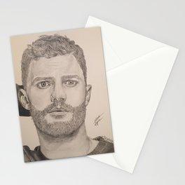 Jamie Dornan (the times Magazine) Stationery Cards