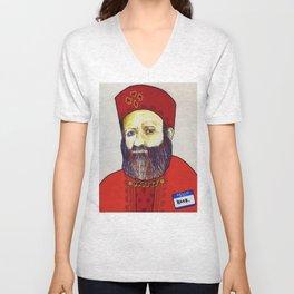 Rabbi Kook Unisex V-Neck