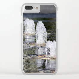 Water4 Clear iPhone Case