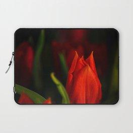 Rubeum tulips amoris Laptop Sleeve