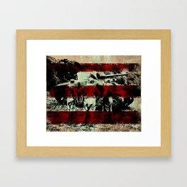 WarZone! Framed Art Print