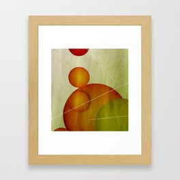 The Life without a Juggler Framed Art Print