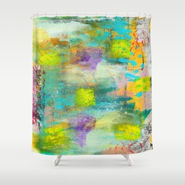 RELOAD Shower Curtain