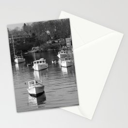 Moored Stationery Cards