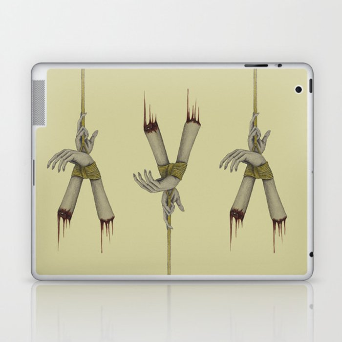 Bound by Love Laptop & iPad Skin