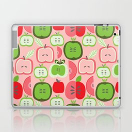 Retro Apples Laptop & iPad Skin