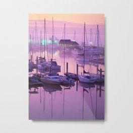 Ashley Marina Mist Metal Print