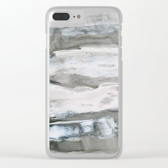 Absurd Clear iPhone Case