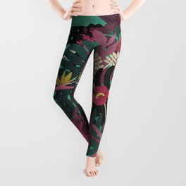 Tropical Tendencies Leggings