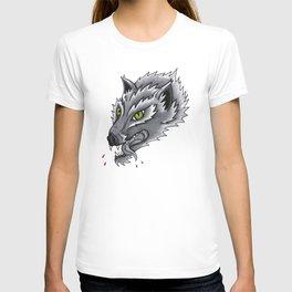 Trad Wolf T-shirt