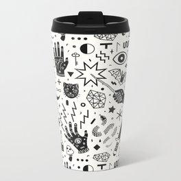 Witchcraft II Metal Travel Mug