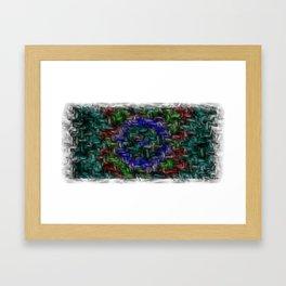 Bedlam 02 43 Framed Art Print