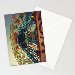 Going Through The Motions Stationery Cards