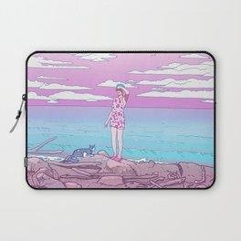 By the ocean Laptop Sleeve