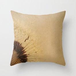Diaphanus Throw Pillow