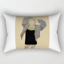 Mipster Rectangular Pillow
