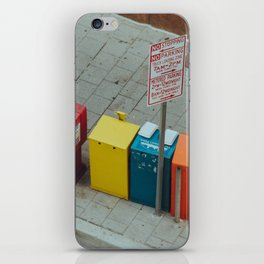 Bright City iPhone Skin
