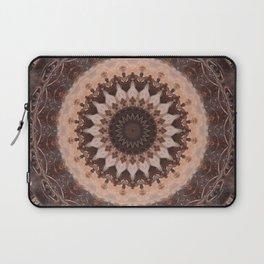 Mandala chocolate Laptop Sleeve