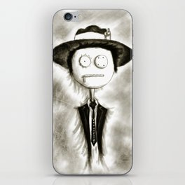 Pete Doherty iPhone Skin