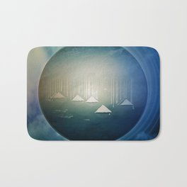 Communicate in Blue / Archipelago 27-01-17 Bath Mat