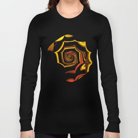 TGS Fractal Abstract 3 Long Sleeve T-shirt
