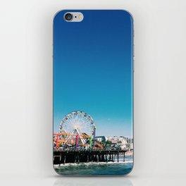 Santa Monica Pier iPhone Skin