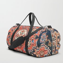 Djosan Poshti West Persian Rug Print Duffle Bag