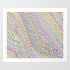onetimethisguy... (Bitmap Glitch) Art Print