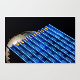 Anzeiger Building at Night Canvas Print