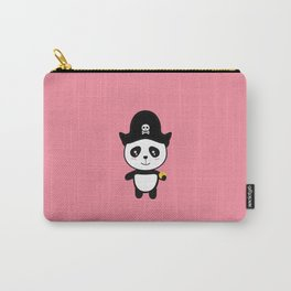 Panda Pirate with Gold T-Shirt for all Ages Dl9ai Carry-All Pouch