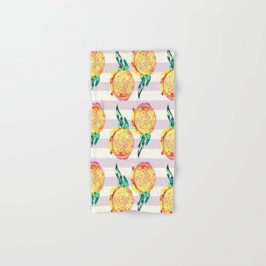 Dragon fruits Hand & Bath Towel