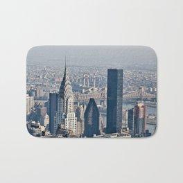 Chrysler Building New York Bath Mat