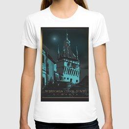 #SighisoaraClockTower II T-shirt