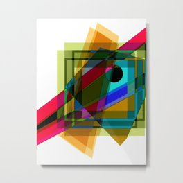 Chasoffart-Abs 71e Metal Print