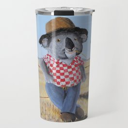 Aussie Koala Travel Mug