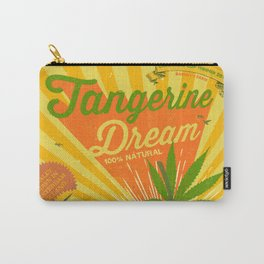 TANGERINE DREAM Carry-All Pouch