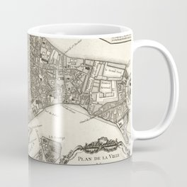 Map of Venice - 1764 Coffee Mug