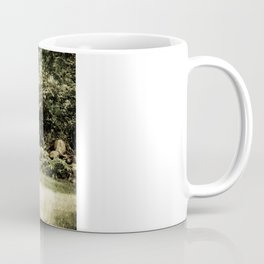 Ford in a Field Coffee Mug