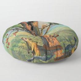 RoleyTotes Floor Pillow