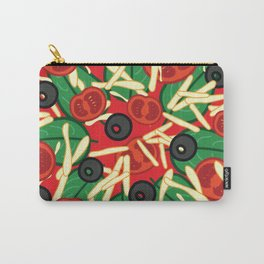 Veggie pizza Carry-All Pouch