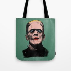 The Fabulous Frankenstein's Monster Tote Bag