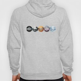 Five of Thirteen Alternate - The 100 Hoody
