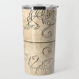 Artemis' Bow Travel Mug