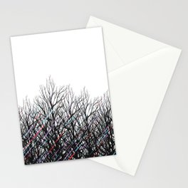 Tree Beams Stationery Cards