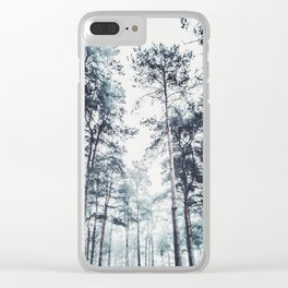 Shelter you Clear iPhone Case